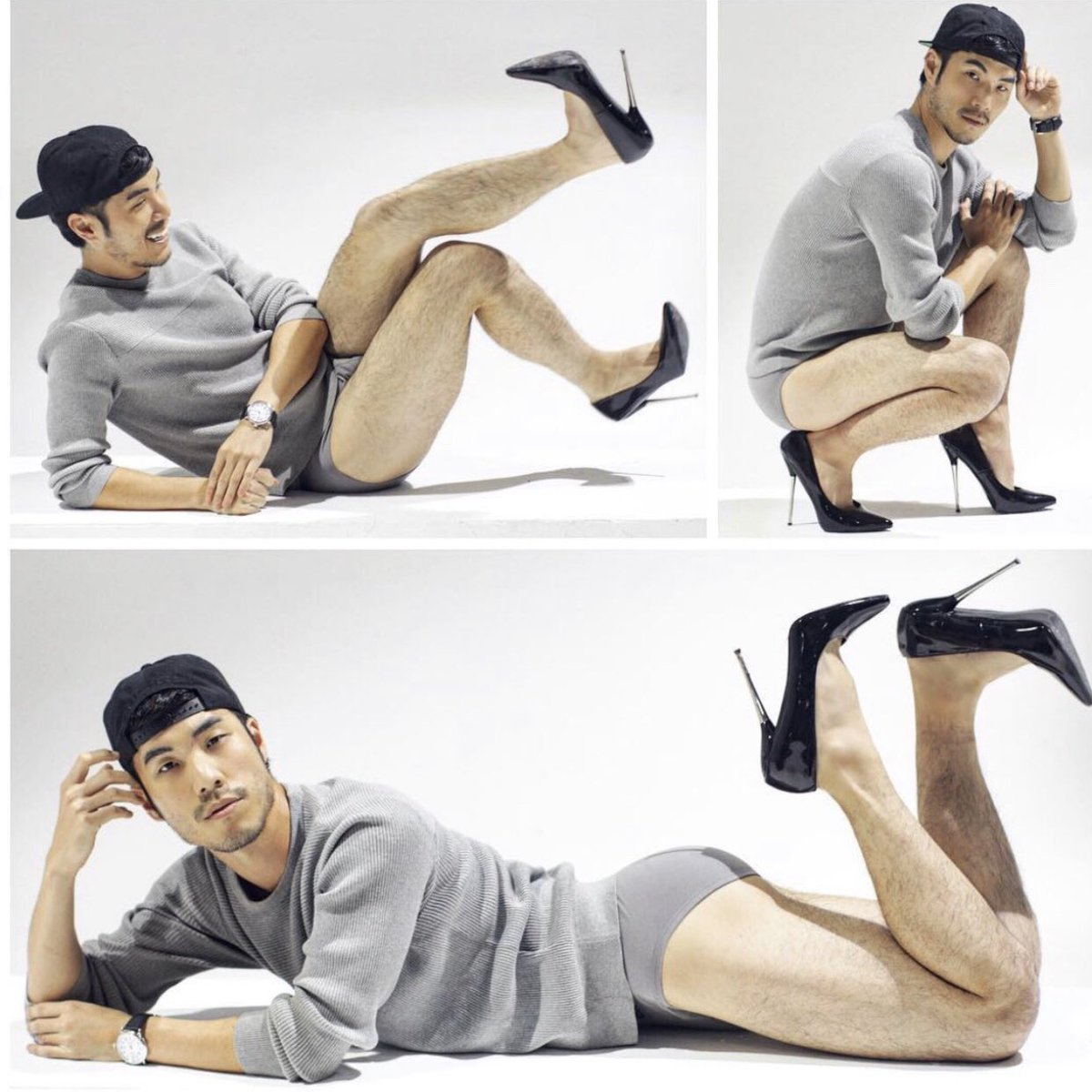 Oh wait, I guess @EugeneLeeYang didn't need lisa's legs