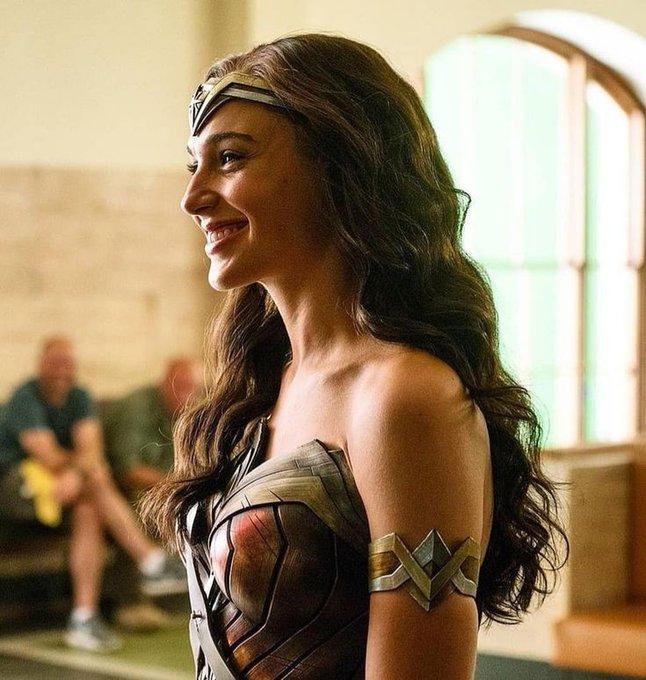Happy birthday to Gal Gadot, our Wonder Woman