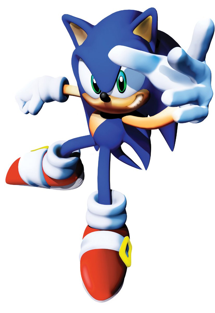 Active Lixes The Prototype On Twitter Sonic Adventure 2 Promo Art Rendered In High Quality