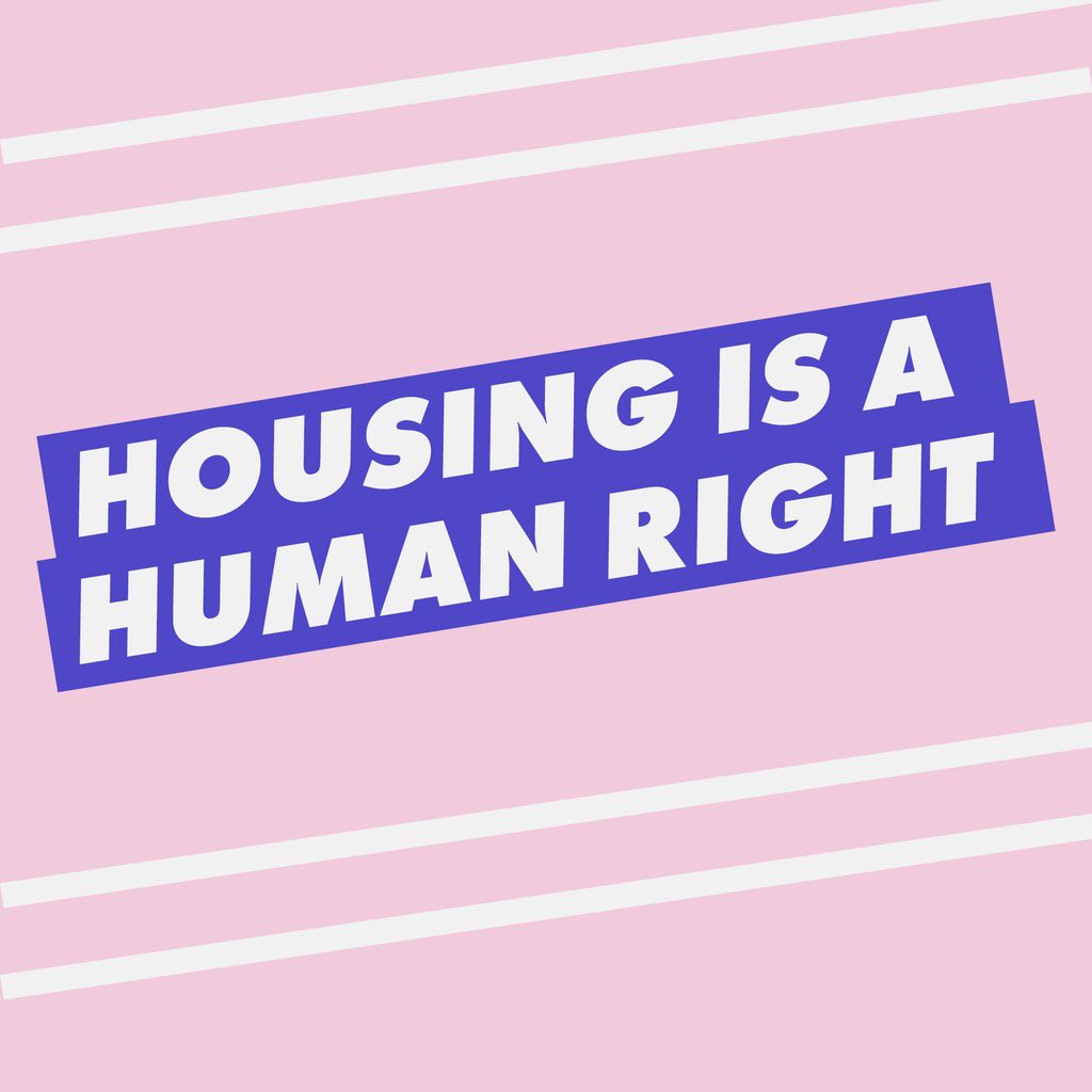 We support @RentStrike2020 and everyone who is striking tomorrow, including all the frontline workers!