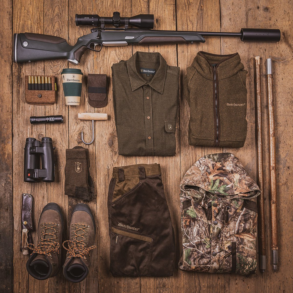 Inspiration for the upcomming hunting season 🦌🌲 There is always room for more new gear - agree? 🙃  #Deerhunter #huntinggear #huntingseason #outdoorgear #jagttøj #jagdbekleidung #outdoorclothing https://t.co/vX8PlZVstF