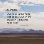 Image for the Tweet beginning: #stayathome message of #hope #WeAreInThisTogether,