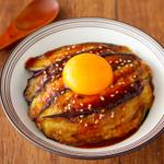 肉無しなのに満足感たっぷり!「茄子の焼肉丼」が美味しそう!