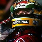 Legends never die. #SennaSempre