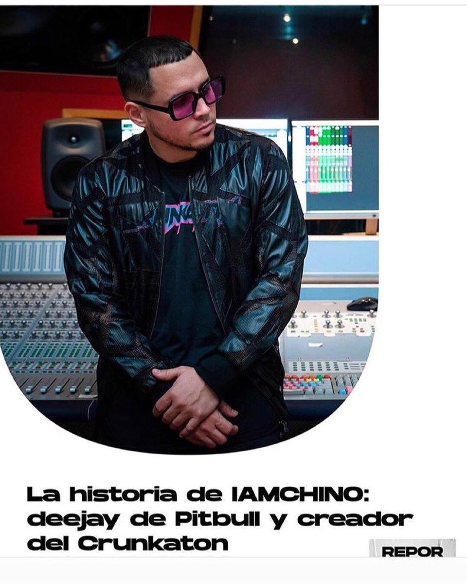 Thank you @umomag por la entrevista gracias espana 🌎 si quieres saber un poco mas de mi carrera cheke esta entrevista gracias 🙏 #themostwinning #crunkaton 🏆💯🚨🚨