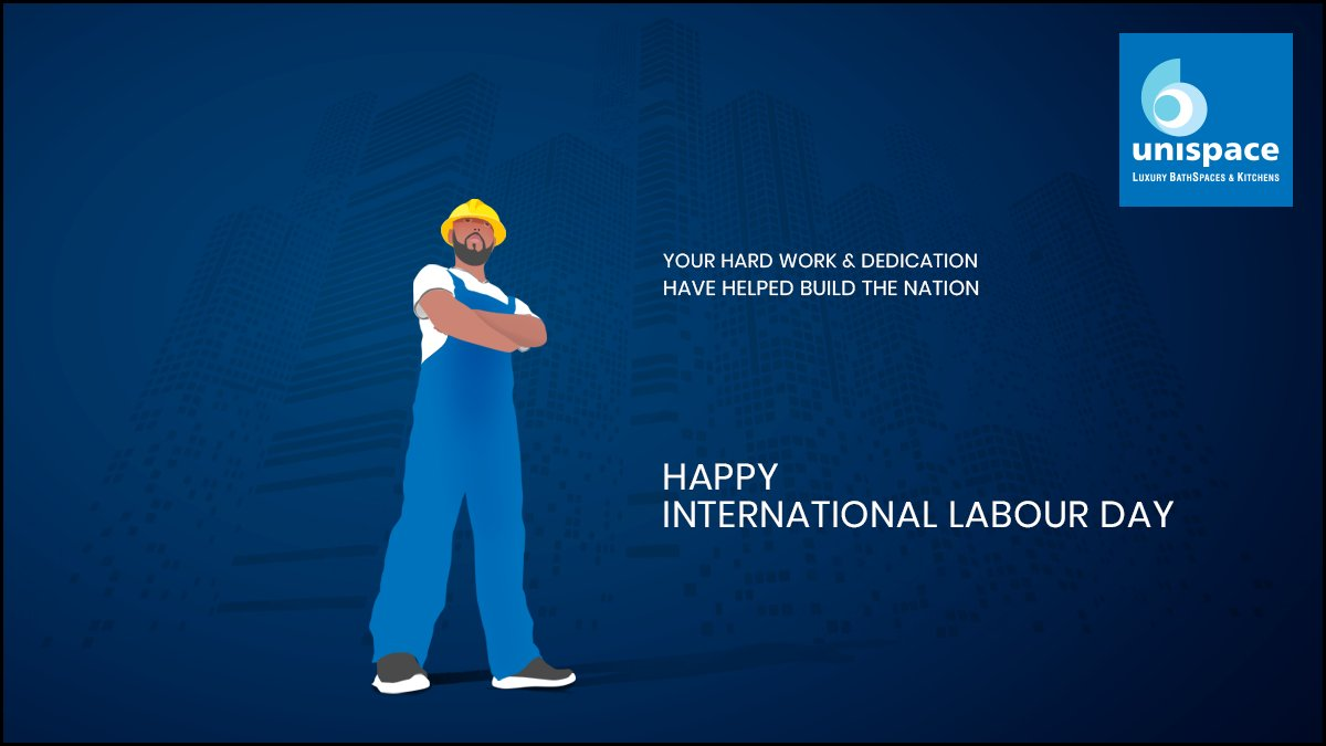 A nation can only move from strength to strength on the back of its workers. We salute your efforts on this day. Happy International Labour Day. https://t.co/da73kt4g1k