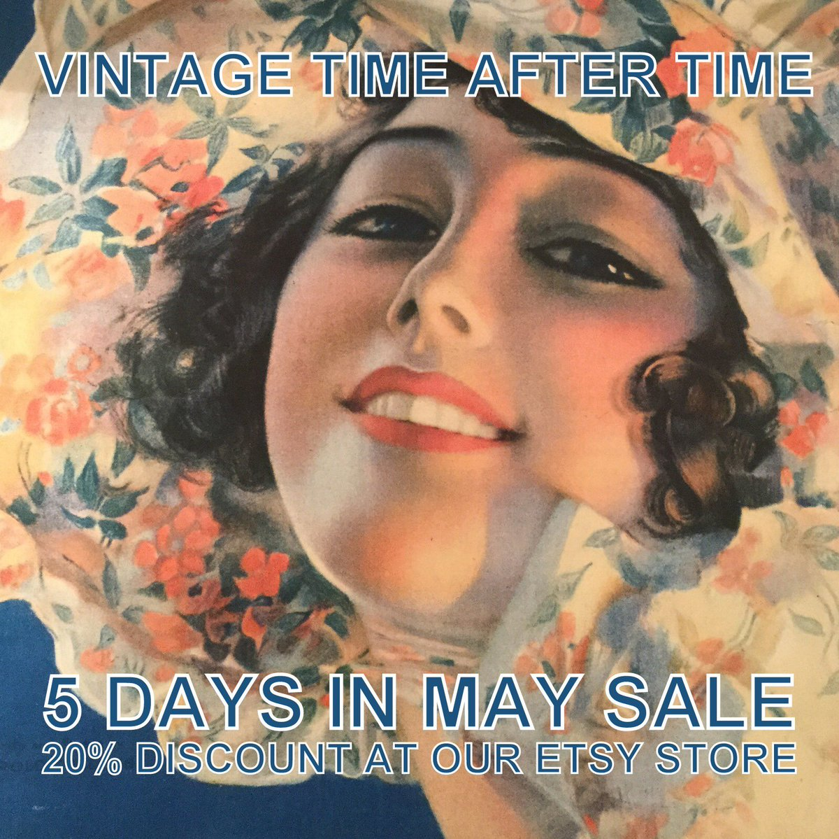 May Sale at our Etsy Store!  Our 20% Discount Sale will start at 00:01 PST on May 1st for 5 days.  Follow the link in our profile #sale #stroudvintage #vintagesale #antiquesale #vintage #antique #artdeco #artnouveau #twentypercent #mayday #menswear #womenswear #jewellery #jewelrypic.twitter.com/6yvx3B3sKQ