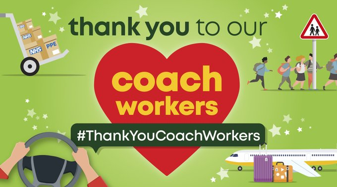 coach and bus workers