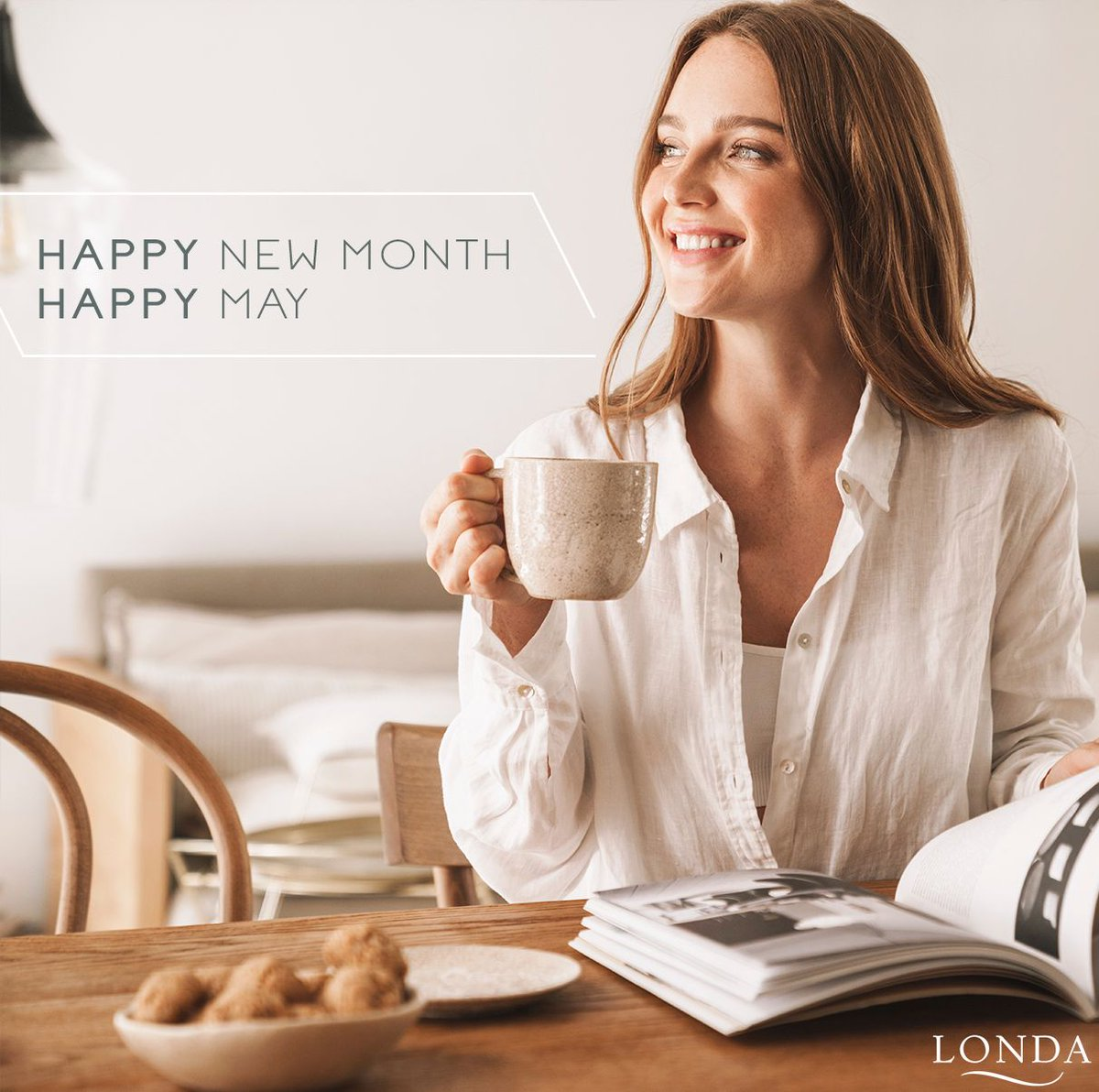 "A new month is here; Even if we still have to #stayhome, let's do whatever we can to make this ""May-ish"" lock-down as exciting as possible filling our lives with special moments & special people… moments with our families!  #londahotel #londabeachhotel #may #happymonth #besafe https://t.co/LvSCjQfu3B"
