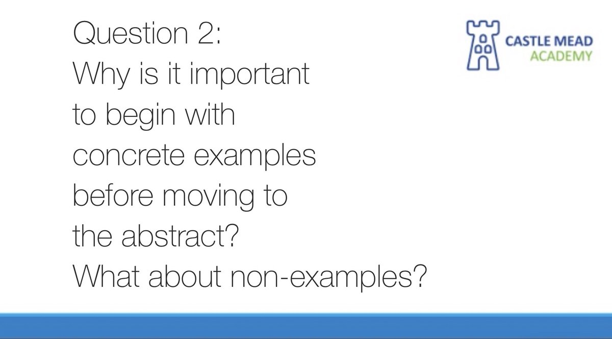 Question 2. #CMAPLchat