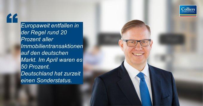 """Unser Deutschland-CEO Matthias Leube hat die wichtigsten Ergebnisse des 2. Heuer #digitaltalk zum Thema """"Käufer-Verkäufer-Opportunitäten"""" #Immobilien hier zusammengefasst: t.co/NVFn4yab8w"""