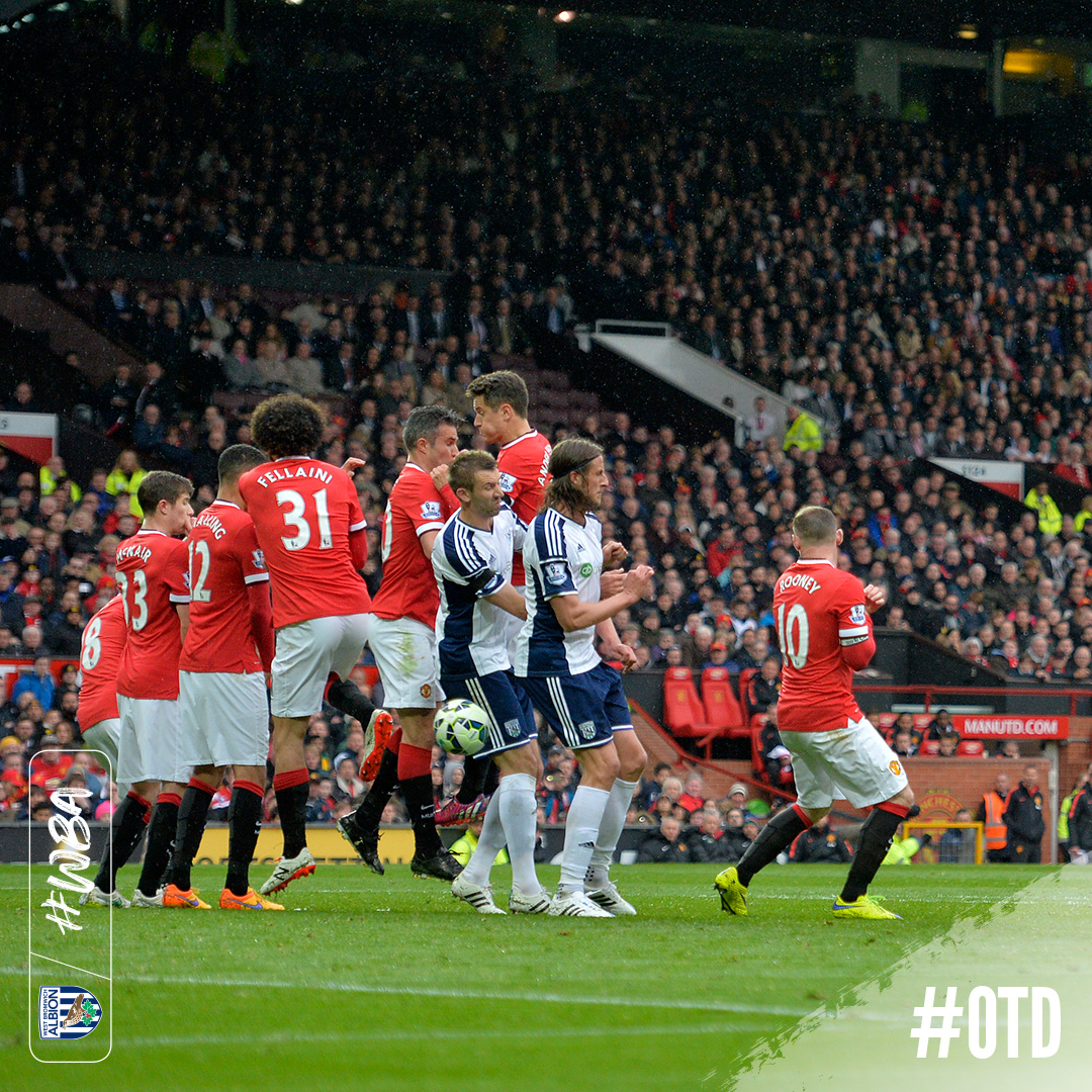 Jonas Olsson's moment of magic and Boaz Myhill's impressive stop helped us to a huge win at Old Trafford five years ago today. 🗓  #OTD | #WBA https://t.co/3DeApWo1lK