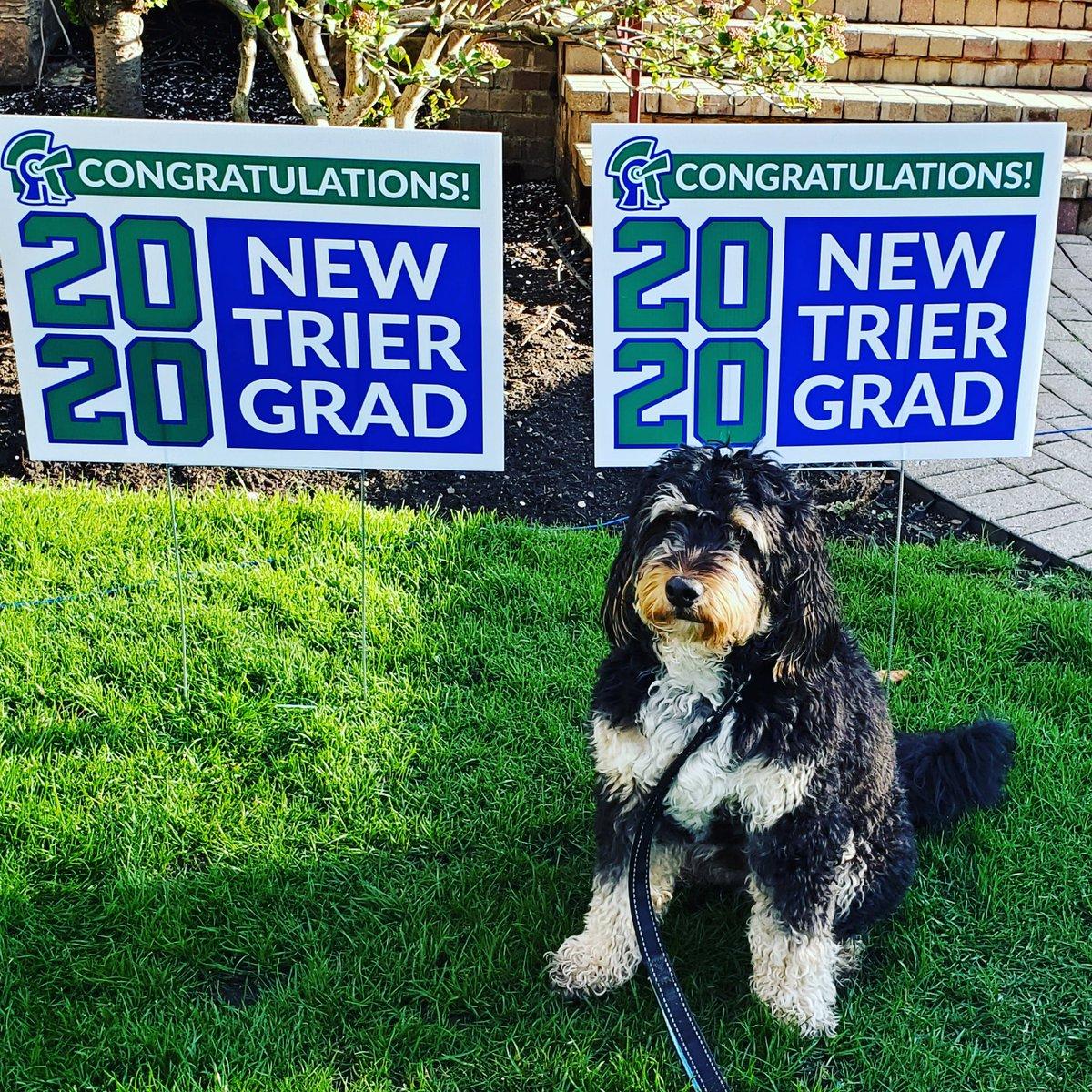 Congrats to the #Classof2020 especially @NewTrier203 ❤️❤️❤️