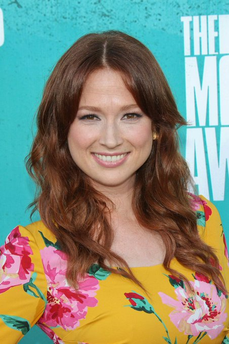 Join us in wishing Ellie Kemper ( The Office,  Unbreakable Kimmy Schmidt ) a happy birthday! Pic, PR Photos