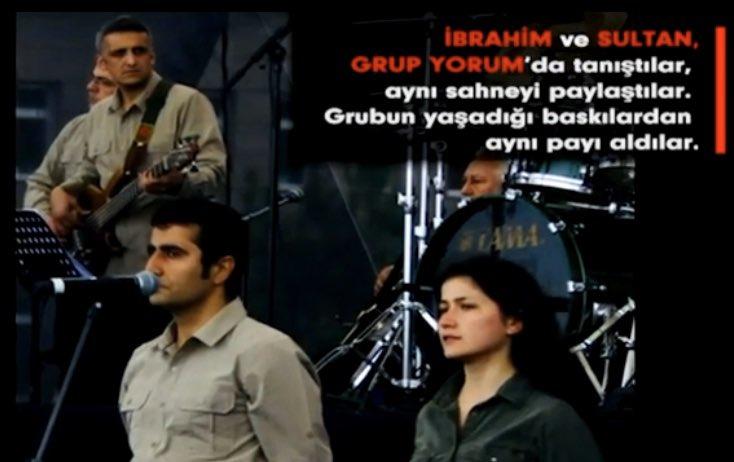 grup yorum direnişler ibrahim ve sultan video