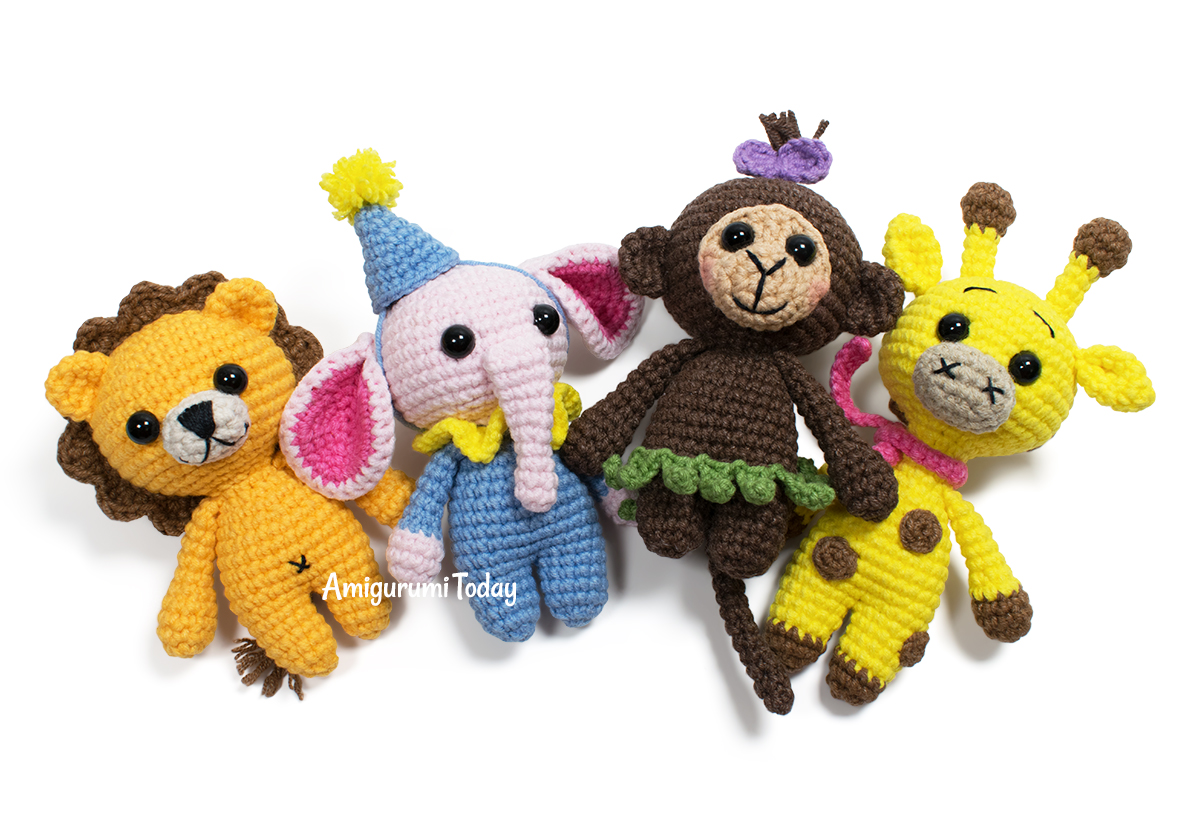 Amigurumi Today - Free amigurumi patterns and amigurumi tutorials | 833x1200