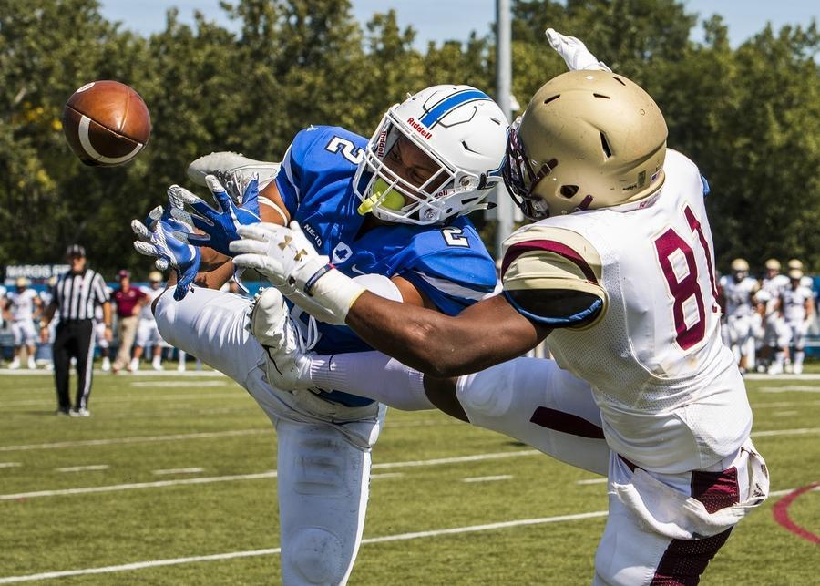 2021 Draft Prospect Interview: Carlins Platel, CB, Assumption College https://t.co/OQ12Tuf9NP #NFL #NFLDraftNews https://t.co/CXoz2f7Qyg