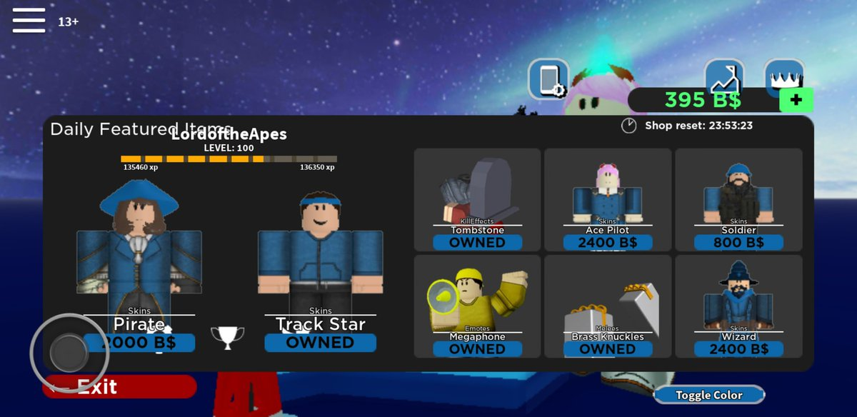 How To Do Emotes In Roblox Arsenal Arsenal Daily Shop On Twitter Roblox Robloxarsenal