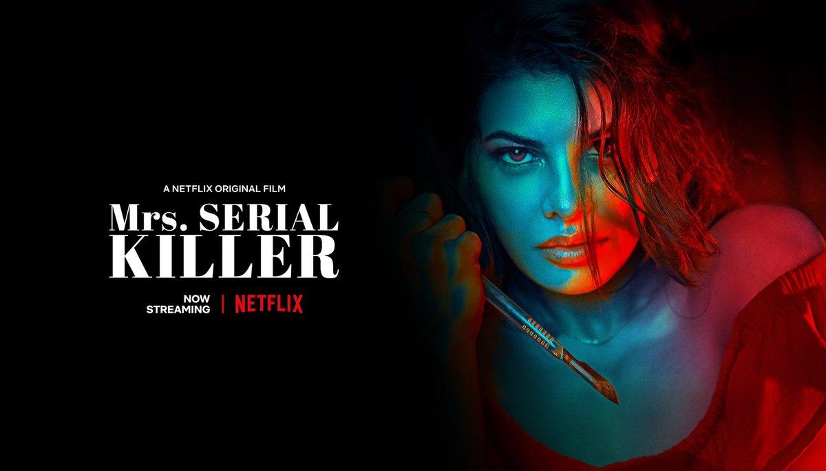 Congratzz Jacky on your new show on Netflix! #MrsSerialKiller @Asli_Jacqueline