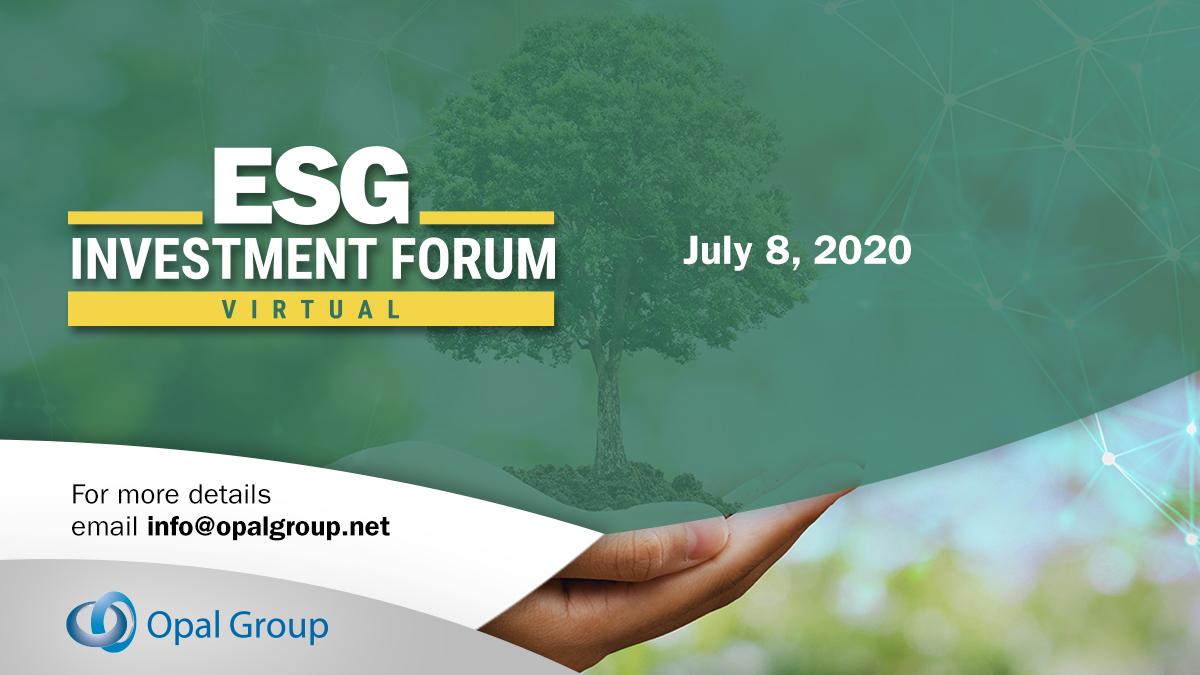 ESG Investment Forum 2020