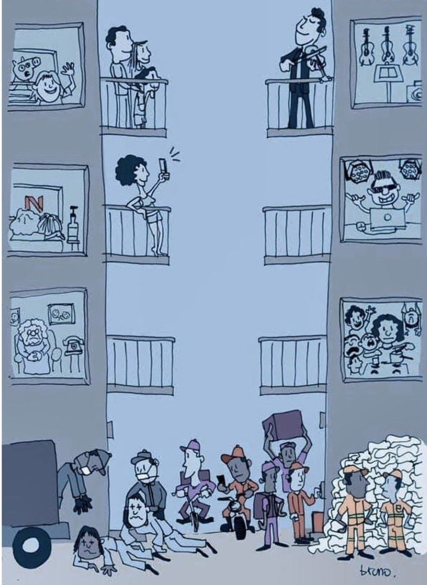 Thought-provoking art by Brazilian illustrator Bruno Sagesse.