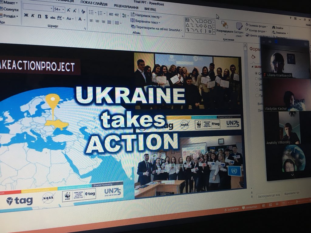 .You welcome Ukraine! #TakeActionDay