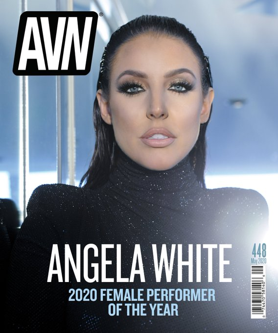 I'm so excited and honored to be your #AVNStar of the month ✨ Check out my @AVNMagazine cover and exclusive