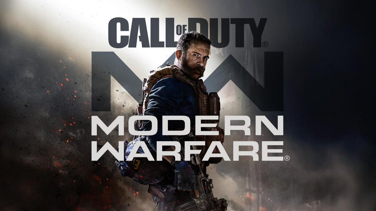 Giving away 10 copies of Modern Warfare so you can get the full game if you play Warzone across Xbox, PS4 & PC to say thank you for all the incredible support on my YouTube channel this last month!  RT + Follow for your chance to win! https://t.co/r5NWJ19uPr
