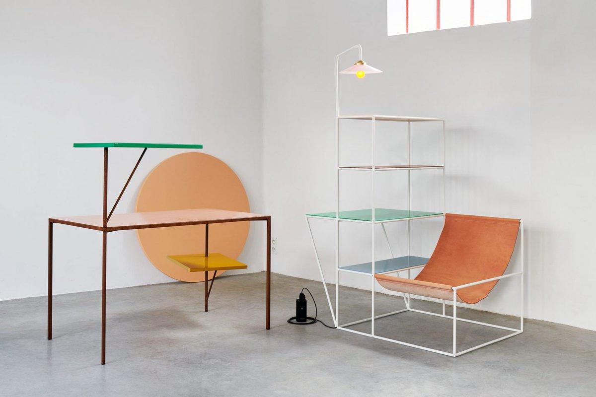 Material Colour - Muller Van Severen's Home and Studio:  https://t.co/6APXQY4psJ https://t.co/1tZhr6OkDr