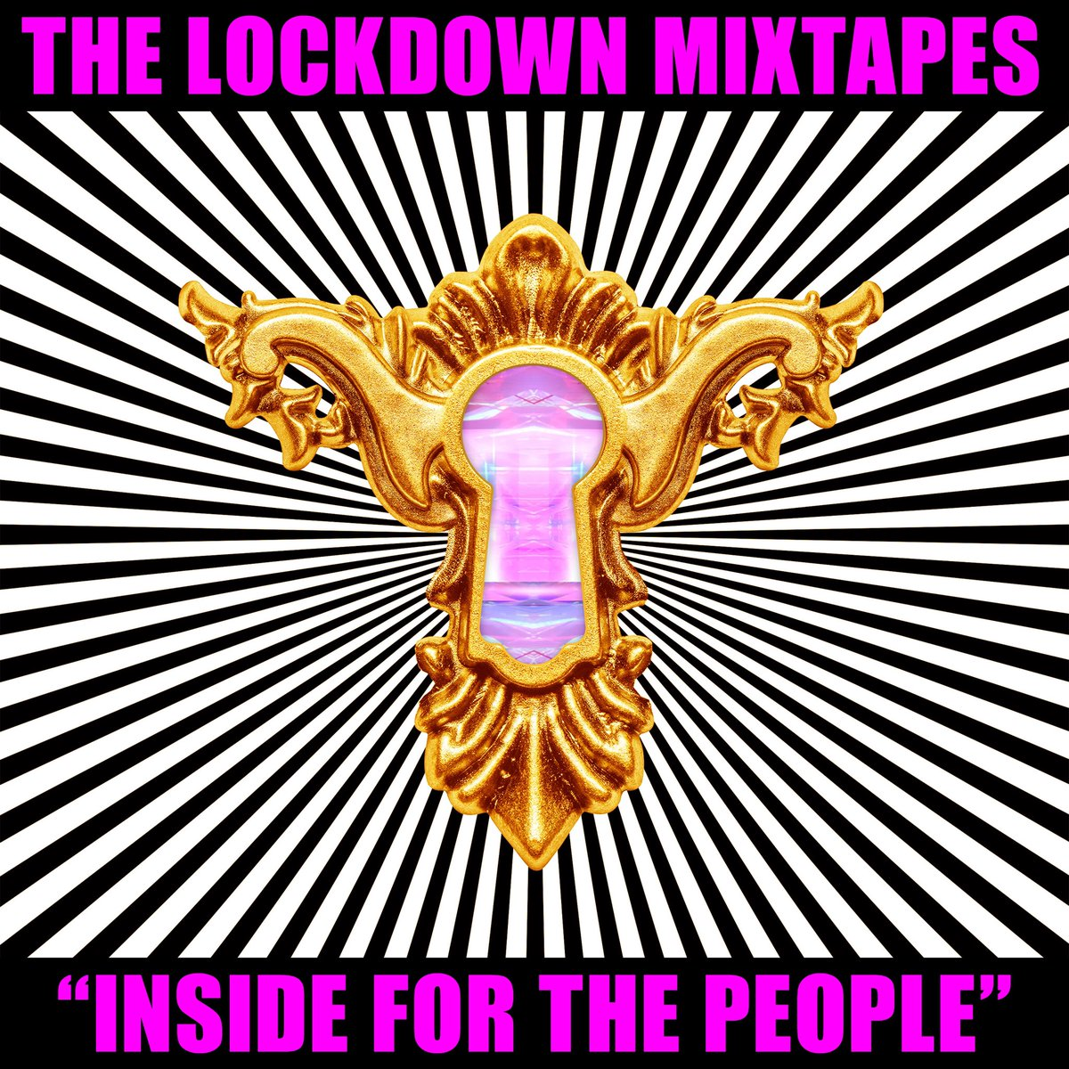 "⚠️ INSIDE FOR THE PEOPLE ⚠️ LISTEN NOW: https://t.co/QFt0uE5hpa  This mix features tons of exclusive edits, flips, and mashed-up bootleg versions of some of our favorite tunes, as well as 2 tracks off of the upcoming album ""All Colors"" 💗 #LOCKDOWN2020 https://t.co/gC4FLWGM7S"