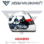 I thought you guys could design my helmet for the first race of the season. Felt I wanted something new, and would like to get your ideas. Please share your designs with me. Just post, tag me and use #GAS10. Design will be choosen on the 10th of May and helmet ready for Race 1.🏁