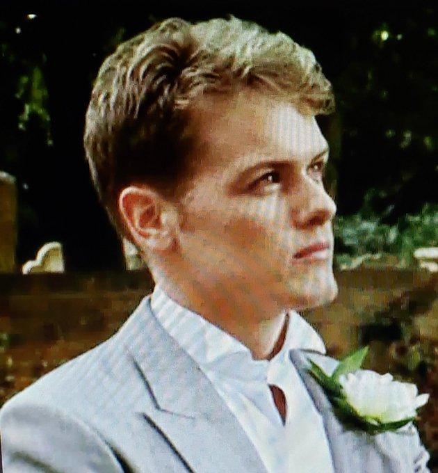 Sam Heughan  Midsommer Murders. Happy Birthday Sam