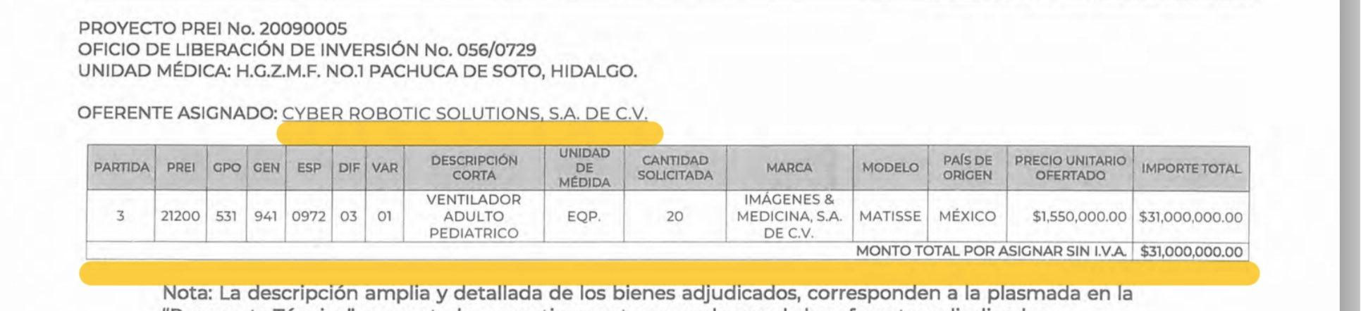 Hijo de Manuel Bartlett vende ventiladores a más de un millón de pesos  Hijo de Manuel Bartlett vende ventiladores a precios elevados al IMSS EW8gJ KX0AI2cqD format jpg name large