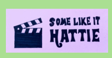 Love the attitude in this new film review blog: somelikeithattie.wordpress.com #filmbuff #movienight #MovieReview