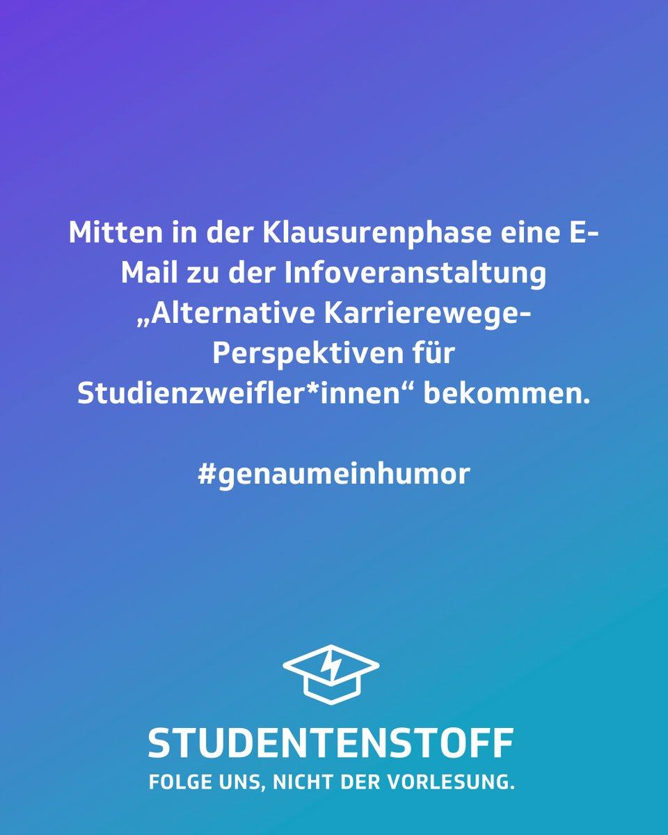 Danke! #studentenstoff #seminar #semester #studententipps #unileben #uni #studenten #universität #lustigerspruch #spruch #sprüche #klausurenphase #prüfungen #prüfungsphase #lustig #lachen #witzig #langeweile #schwarzerhumor #memesdeutsch #deutschememes #genaumeinhumorpic.twitter.com/s8mPyhgen6