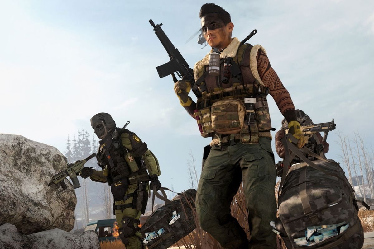 call of duty warzone - 1308×736