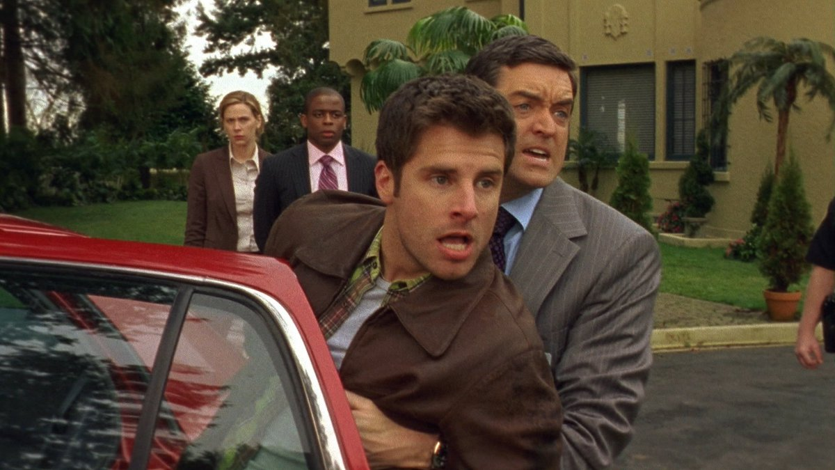 Were not crying, youre crying... #ALLin on #Psych