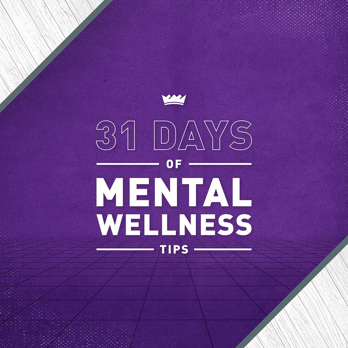 May is #MentalHealthAwarenessMonth. For the next 31 days, we'll be sharing mind health tips that you can incorporate into your daily life. 💜 https://t.co/UMpWgX0SGD