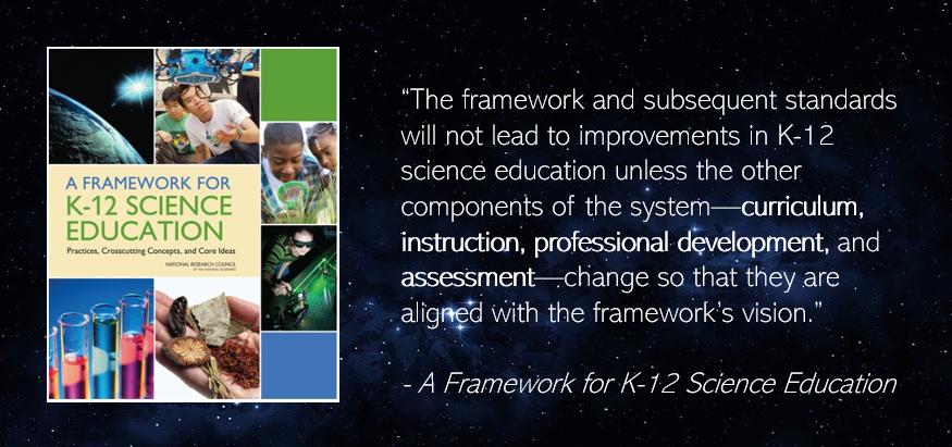 #NGSS #FrameworkFriday