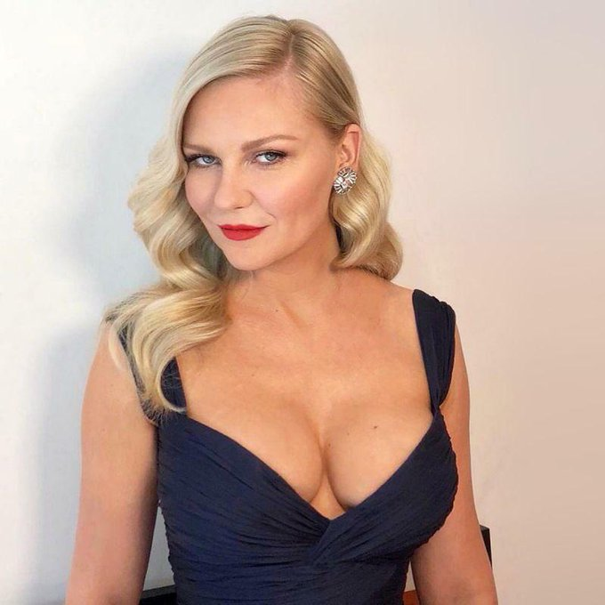 Happy birthday to Kirsten Dunst! via /r/Celebswithbigtits