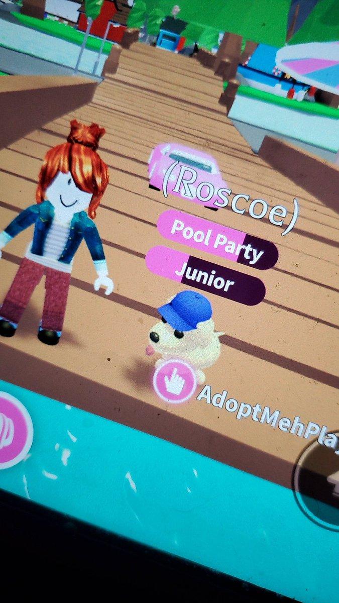 Roblox Pool Party Destiny Roblox Destinyroblox4 Twitter