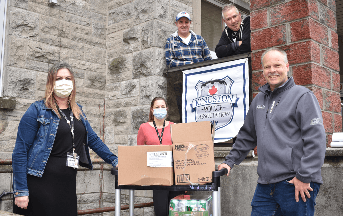 test Twitter Media - We want to give a big shout out to the @KingstonPAca for treating our staff at Providence Manor to lunch earlier today! We can't thank the #community enough for their ongoing support during the #COVID19 pandemic. A special thanks to @KTownMerchant for preparing the meals! #ygk https://t.co/4MRkzaCuCG