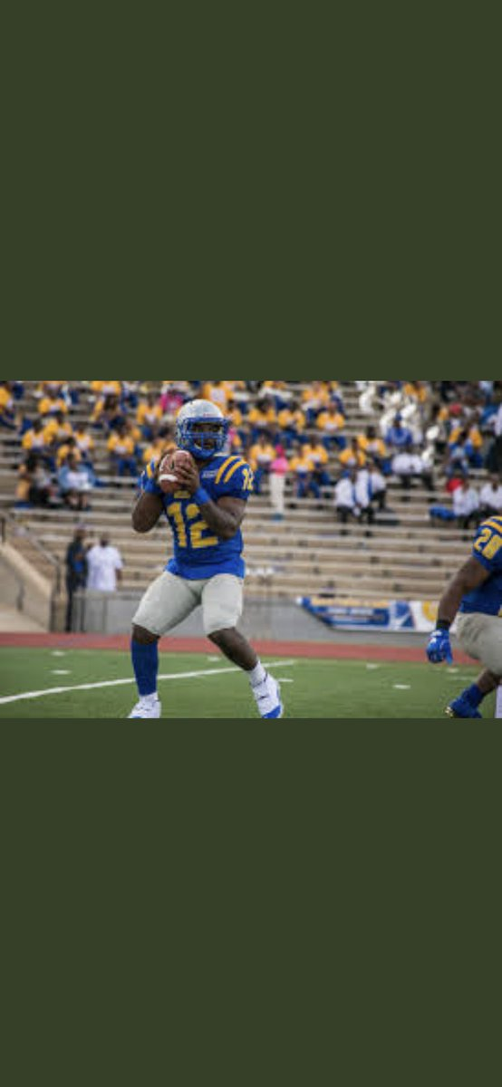 After a Great phone call with @SethStrick11 I'm Beyond Blessed to Receive an offer from Albany State University. @Coach_Lampkin #BanyBuilt🐏 https://t.co/MFuUAZTHPF