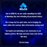【残念】格闘ゲームの世界大会EVO2020の中止が発表される・・・