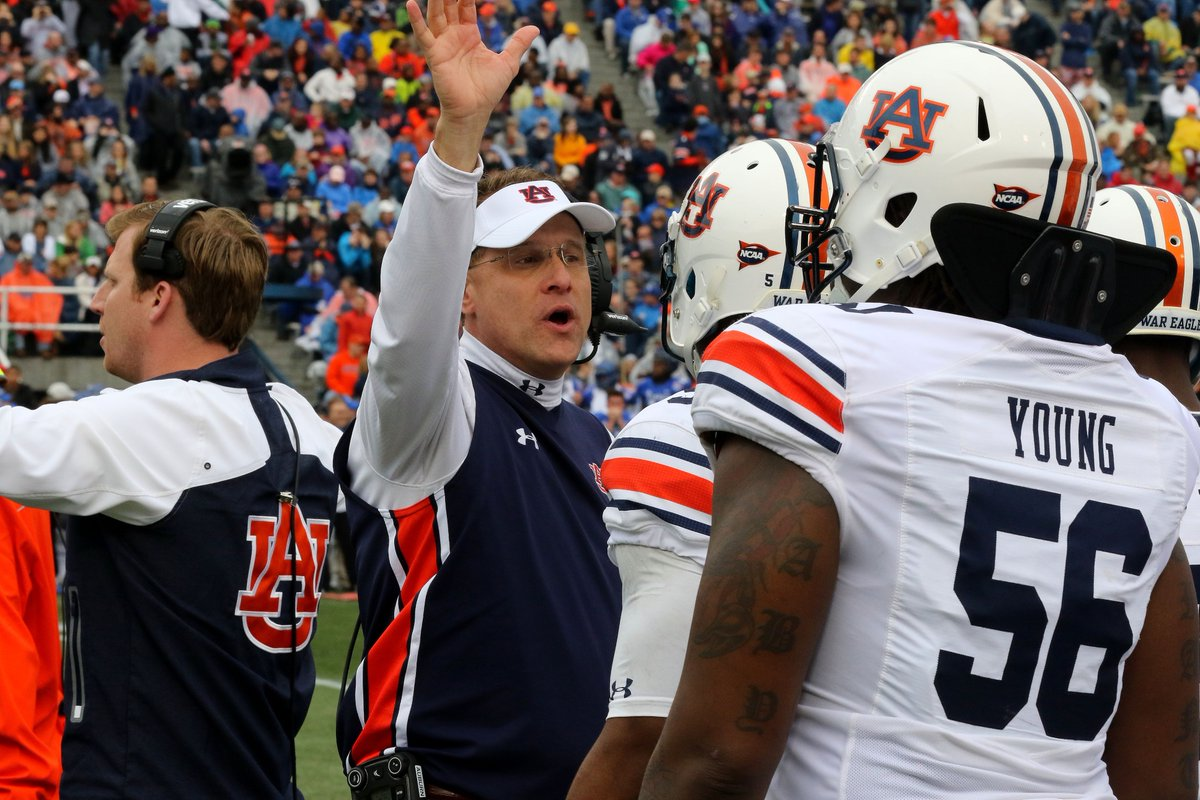 Raise your hand if you're ready to be done with quarantine! Keep hanging in there! @AuburnFootball #WarEagle