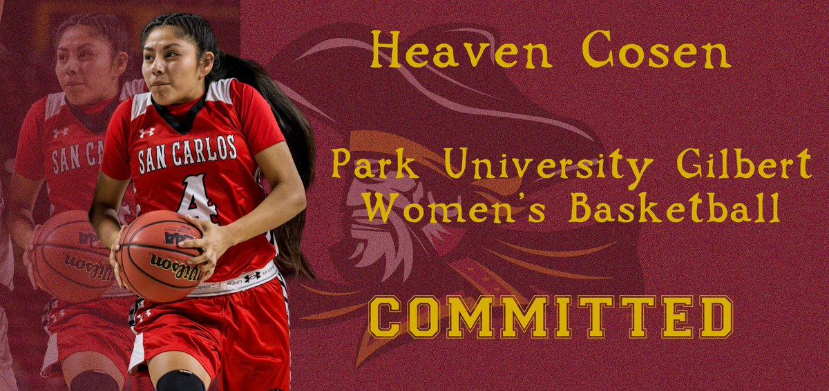 Women's Basketball: Fore Adds AZ 2A Player of the Year Heaven Coson  @buccaneerswbb @coach_fore #parkbuccaneers #parkuniversitygilbert #naia #calpac - https://t.co/egX5M0wQlL https://t.co/gYxYTgVOd3