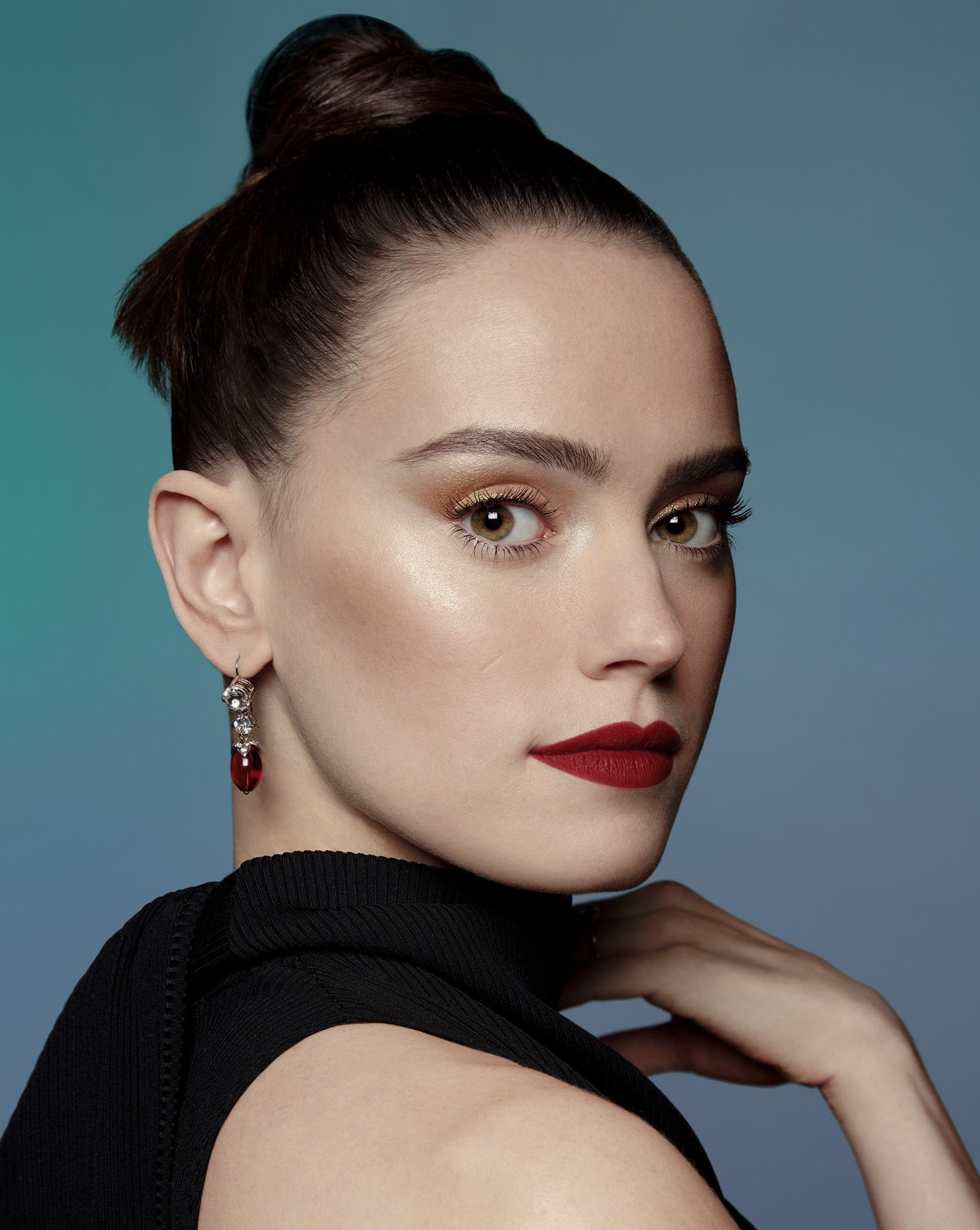 Actress Daisy Ridley has endometriosis and PCOS