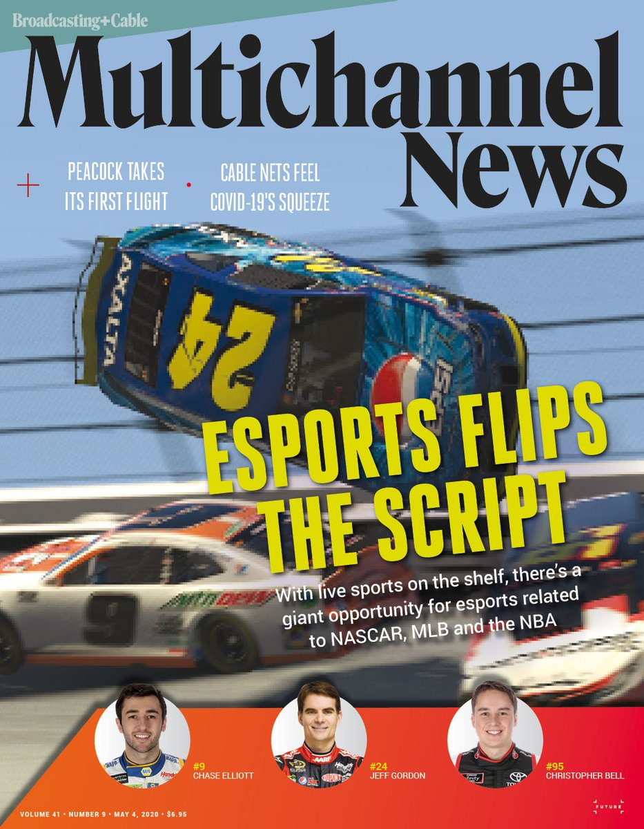 Take a peek at Monday's issue of @MultiNews, featuring a great cover story from @rtumstead30 on #eSports