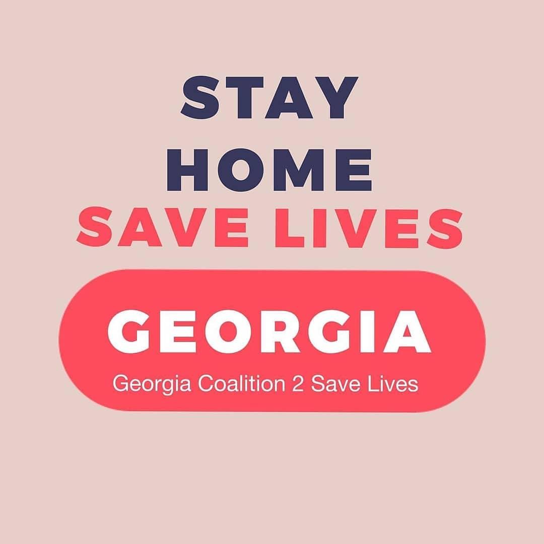 #StayAtHome #Georgia   Sign this petition for Georgia not to reopen ASAP!   https://t.co/Lt4j2vUhW5  #Atlanta  #ATL #TheA #COVID  #COVID19  #Coronavirus #BlackTwitter  #BlackTwitterMovement https://t.co/Y2qobUWtT6