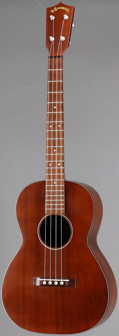 K Yasuma and Co. baritone Ukulele